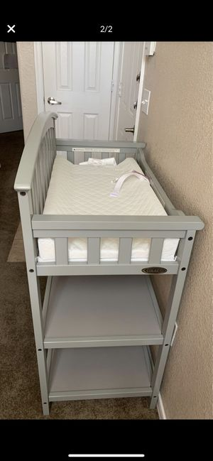 Baby changing table for Sale in Goodyear, AZ