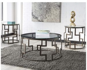 Ashley coffee table set for Sale in Springfield, VA