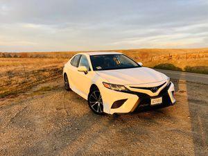 2019 Toyota Camry SE for Sale in Yuba City, CA