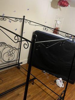 Queen Frame Bed for Sale in Newark,  NJ