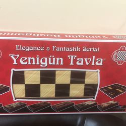 Yenigun Backgammon for Sale in Fort Lauderdale,  FL