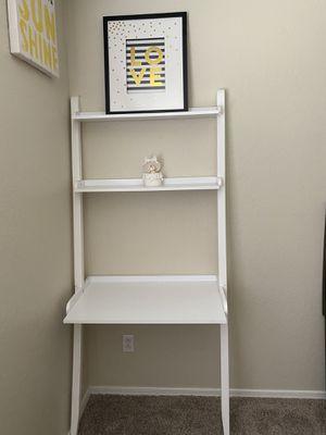 White Ladder Desk for Sale in Buckeye, AZ