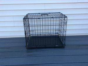 Small metal dog crate - single door for Sale in Manassas, VA