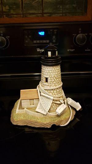 Vintage Lefton Lighted Maine Lighthouse for Sale in Mechanicsville, VA