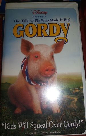 Walt Disney Classic. Gordon. The talking pig who made it Big for Sale in Decatur, GA