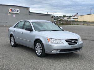 2009 Hyundai Sonata fully loaded !!! for Sale in Tacoma, WA
