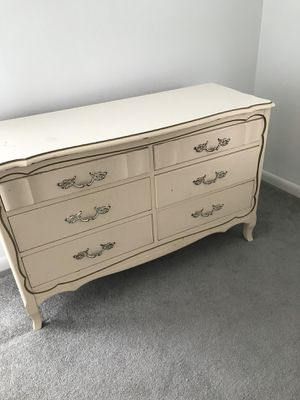 French provincial dresser for Sale in Boca Raton, FL