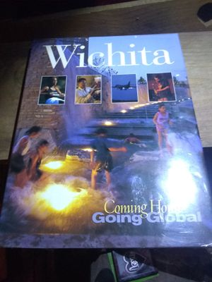 Wichita history book for Sale in Wichita, KS