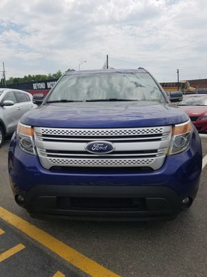 2014 Ford Explorer beautiful condition Clean Carfax one owner for Sale in Manassas, VA