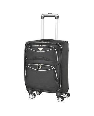 Flight Knight Lightweight 8 Wheel 1680D Soft Case Suitcases for Sale in Rancho Cucamonga, CA