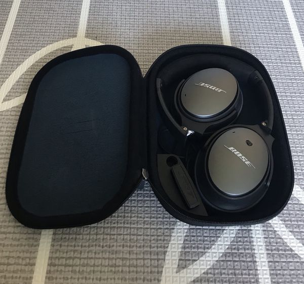 Bose QC25 Quiet Comfort Noise Cancelling Headphones - Make Offer!!!