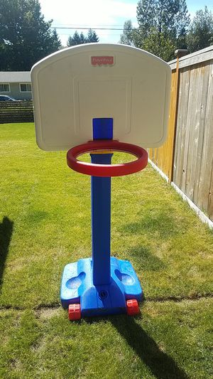 Kids basketball hoop for Sale in Renton, WA