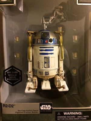 R2-D2 Die Cast Action Figure Elite Series for Sale in Phoenix, AZ