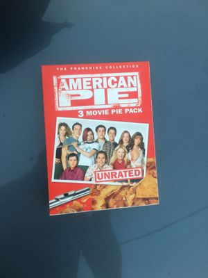 American pie 3 movie pie pack untreated dvd for Sale in Torrance, CA