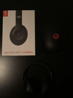 Beats studio 3 wireless headphones for Sale in Anaheim, CA