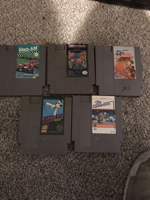 NES Games for Sale in Chunky, MS