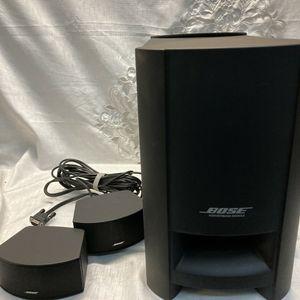 Bose CineMate GS Series II for Sale in Norwalk, CA