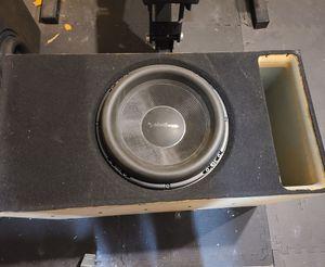 """Rockford Fosgate T2 13"""" for Sale in El Cerrito, CA"""