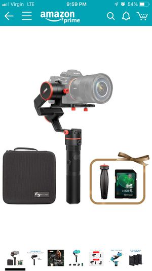 Gimbal camera Stabilizer for Sale in Falls Church, VA