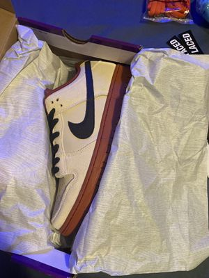 Nike SB dunk low for Sale in Irvine, CA