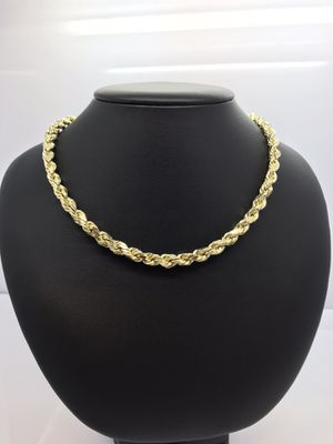 10k Gold Rope Chain New for Sale in Renton, WA