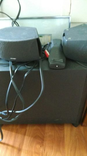 Bose speakers for Sale in Grand Terrace, CA