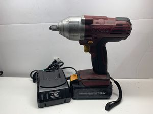 Chicago Electric 18v Impact Wrench 91276/13 for Sale in Federal Way, WA