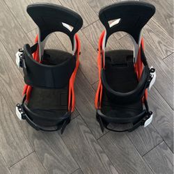 Mens Burton FREESTYLE bindings for Sale in Brooklyn,  NY