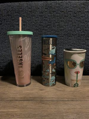 "Starbucks Los Angeles ""Been There"", Local Tumbler Collection Set for Sale in Carpinteria, CA"