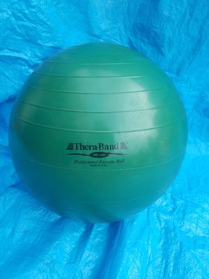 Thera-band Workout ball for Sale in Lombard, IL