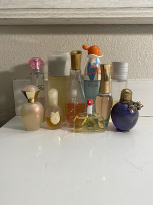 10 Women's Fragrance Perfume Lot Bundle for Sale in Battle Ground, WA