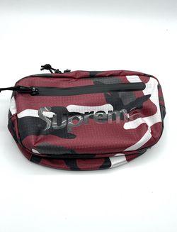 Supreme Waist Bag (Red Camo) for Sale in Gardena,  CA