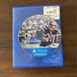 Madden 17 for Sale in Tomball, TX
