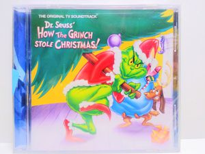 Dr. Seuss Christmas Soundtrack Cd for Sale in Garland, TX