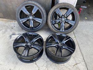 "18"" lexus gs350 wheels rims for Sale in Los Angeles, CA"