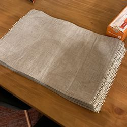 Grey Rectangle Placemats for Sale in Oregon City,  OR