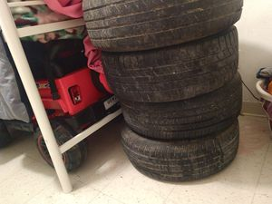 Rims w/tires for Sale in Dayton, TN