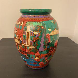 Large Vintage Signed Vase for Sale in Vienna, VA