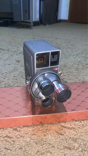 Vintage DeJUR Versa-Dial Camera for Sale in Conyers, GA