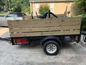 5x8 utility trailer $550 for Sale in Lithia Springs, GA