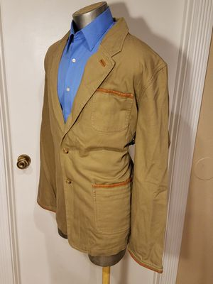 ORVIS MAN 2 BUTTONS HUNTING JACKET MAN 52 XL for Sale in Las Vegas, NV