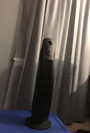 Tower fan, barely used for Sale in Mount Prospect, IL