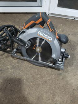 """RIDGID Fuego Saw 6.5"""" for Sale in Vancouver,  WA"""