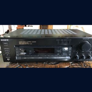 Sony Audio/Video Receiver for Sale in Everett, WA