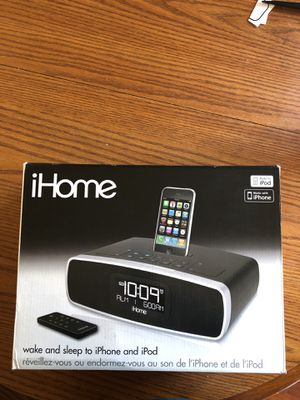 The Perfect Alarm Clock - iHome! for Sale in San Diego, CA