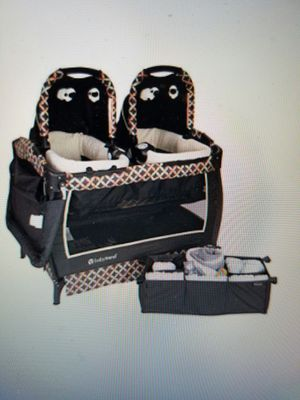 Baby Trend Playard playpen (twins) for Sale in Queens, NY