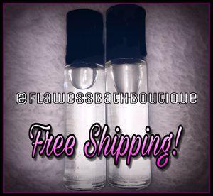 Perfume Oils 6 For 20$ for Sale in Nashville, TN