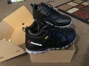 Brand New Men's Reebok Sublite Cushion Work Shoes 9M for Sale in West Jordan, UT