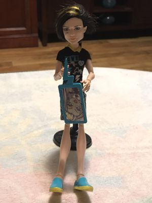Good Condition Monster High Boy Doll $10 Firm/ Mpu for Sale in San Antonio, TX