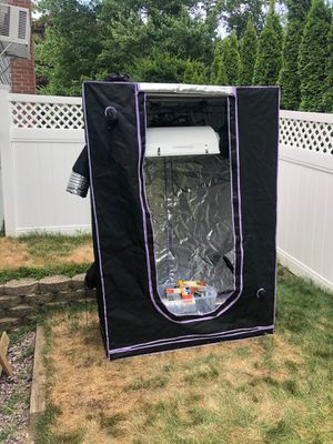 Grow Tent Package - HPS 400&600W - Full Setup for Sale in Braintree, MA